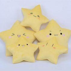 Cutie Star Cushion Pillow SP164723 - SpreePicky - 1