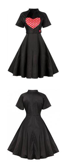 vintage dresses,50s dresses,retro dresses,rockabilly dresses,black dresses,