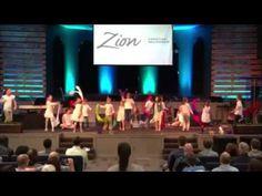 Easter Sunday - Kids Dance Group - YouTube