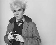Andy Warhol | Andy Warhol © Pierre Houles, 1982