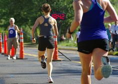 How to run your first 5K! I used to run them all the time and I want to do it again