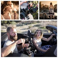 IT'S GEAR WEDNESDAY!  Our Indie Recoil and EVF Pro were found on set with Lumix, Panasonic, and Michael Grecco Photography! The Indie Recoil allows for maximum flexibility while shooting on location!