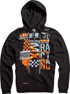 Fox - KTM Konstruct Zip Hoody