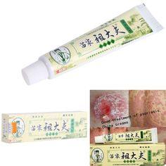 15g bệnh vẩy nến viêm da điều trị bệnh chàm chống vi khuẩn da nấm thảo dược cream thuốc mỡ miao LY4