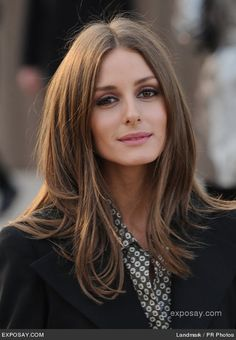 Olivia Palermo London Fashion Week hair Fall Winter www.cityofskirts.com