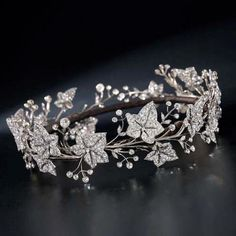 A fine 19th century diamond tiara by Garrard & Co.
