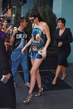 Out in Paris. See all of Kendall Jenner's best looks.