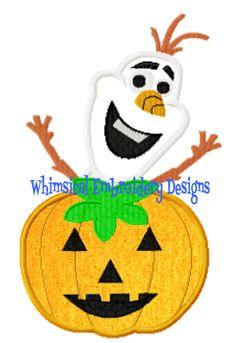 Olaf Pumpkin