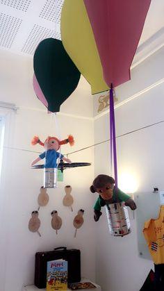 Dr. Brandts barnehage: Kreative lekemiljø
