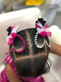 Girl Hair Dos, Cute Girls Hairstyles, Toddler Hair, Gorgeous Hair, To My Daughter, Braids, Hair Styles, Fashion, Plaits Hairstyles