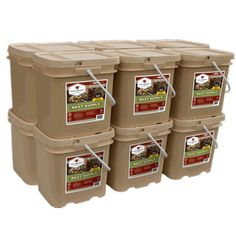 Wise Company - 720 Serving Gourmet Freeze Dried Meat