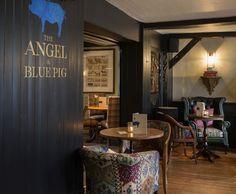 The Angel & Blue Pig, pub design & build by Concorde BGW
