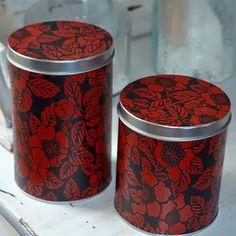 Papier japonais et boîtes à thé