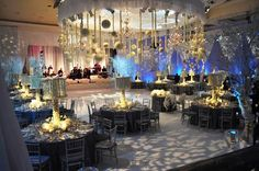 Featured Vendor: Peterson Event Lighting | Calligraphy by Jennifer