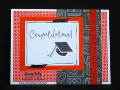 Noreen's Scrap N Chat: CTMH Magical Congratulations Card