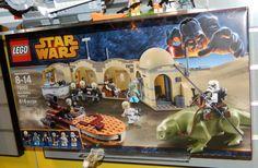 New York Toy Fair 2014 LEGO Star Wars Mos Eisley Cantina Set Box