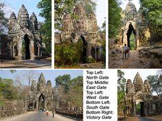 Angkor Thom | Angkor Temple Guide | Cambodia