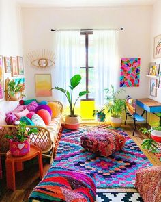 Bohemian latest and stylish home decor design and ideas - Bohemian latest . - Bohemian latest and stylish home decor design and ideas – Bohemian latest and stylish home decor - Colourful Living Room, Boho Living Room, Living Room Decor, Bedroom Decor, Modern Bedroom, Black Bedrooms, Gothic Bedroom, Cozy Living, Bedroom Colors
