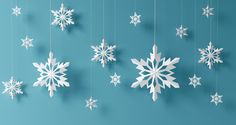 Disney Frozen Party Ideas snowflakes