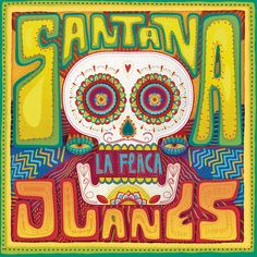 Santana presents a cool track with 'La Flaca' Santana Music, World Language Classroom, Classical Opera, Spanish Songs, Song Reviews, Music Flyer, All About Music, Music Promotion, Steven Tyler