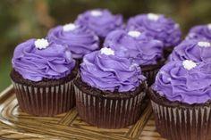 Chocolate cupcakes w