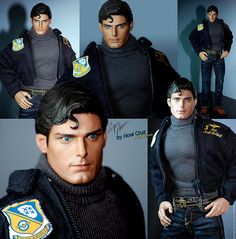 Christopher Reeves, Male Action Figure, Hot Toys.