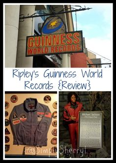 Ripley's Guinness World Records {Review}