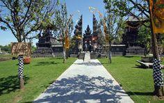 Les autres temples balinais - Les activités - Pairi Daiza