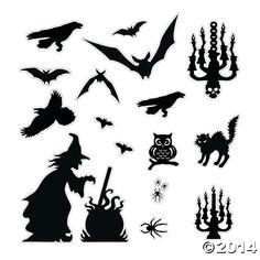 Halloween+Silhouette+D