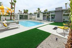 Hidden Desert Residence by H3K Design