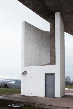 Gallery of AD Classics: Ronchamp / Le Corbusier - 14