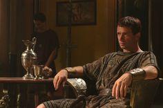 Rome - Mark Antony Ancient Rome, Ancient Greece, Rome Costume, Costumes, Rome Hbo, Rome Tv Series, Roman Toga, Mark Antony, James Purefoy