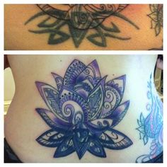 lower back tribal cover up - Google Search