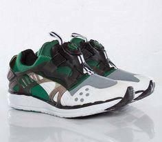 newest d9173 de75e Puma Disc Blaze Lite Game Time-Boston Celtics Zapatillas Puma, Zapatos  Deportivos, Moda