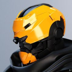 ArtStation - Destiny: Exo 02 by Mike Jensen...