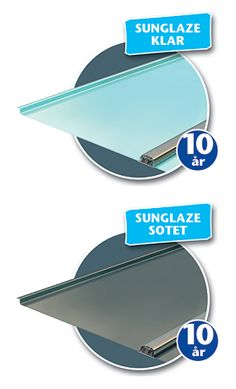 Plastmo - SunGlaze Tak
