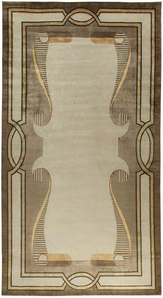 Arbus Design - Traditional Rug - Contemporary Rug - N10722 by Doris Leslie Blau