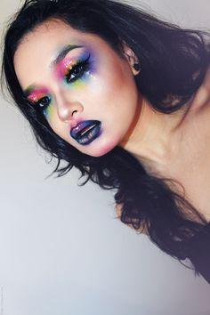 Avant garde make up eny interviews insram avant garde makeup artist heather moorhouse