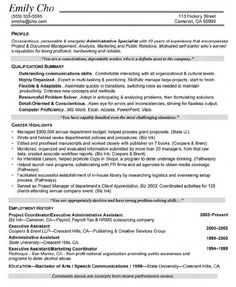 16 Best Project Coordinator Resume Templates & Samples images