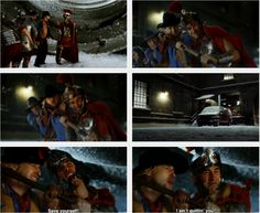 Save yourself ~ Night at the Museum (2006) ~ Movie Quotes #amusementphile