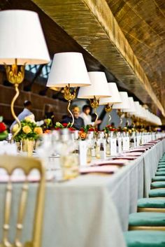 The Portabello Table Lamp at the Cutty Sark