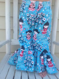 SUMMER SALE...Little Lady's Cozy Cherry Blossom by averymacroo, $12.00