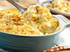 Cheddar Potato Casserole Recipe : : Recipes : Food Network
