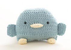 Loom Knit Bird