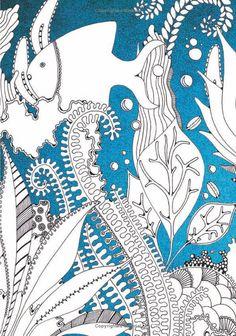 The Creative Therapy Colouring Book (Creative Colouring for Grown-Ups): Amazon.co.uk: Hannah Davies, Richard Merritt, Jo Taylor: 9781782433002: Books