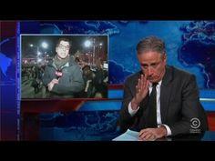 Jon Stewart Tears into Ferguson Response, Rips Fox News for 'Race Plagia...