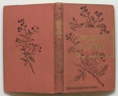 Author: Steele, Francesca Maria Title: Swallow-tails and skippers Imprint: London, Religious Tract Society [1886]