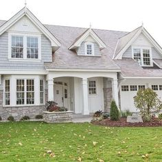 Pretty   Craftsman Exterior Design, Pictures, Remodel, Decor and Ideas - page 31