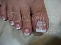 But need to cut down on the toe nails. french pedicure designs – Bing Im… Cute. But need to cut down on the toe nails. Pretty Toe Nails, Cute Toe Nails, Fancy Nails, Pretty Toes, Nice Toes, Classy Nails, French Pedicure Designs, Toenail Art Designs, Toe Designs