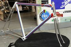 Rex's bike with alternate stainless fork | Flickr - Photo Sharing!